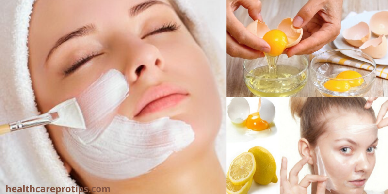 BENEFITS OF EGG WHITE FACE MASK FOR ACNE