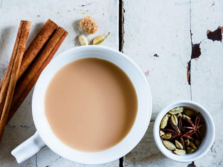 BENEFITS OF CHAI TEA LATTE