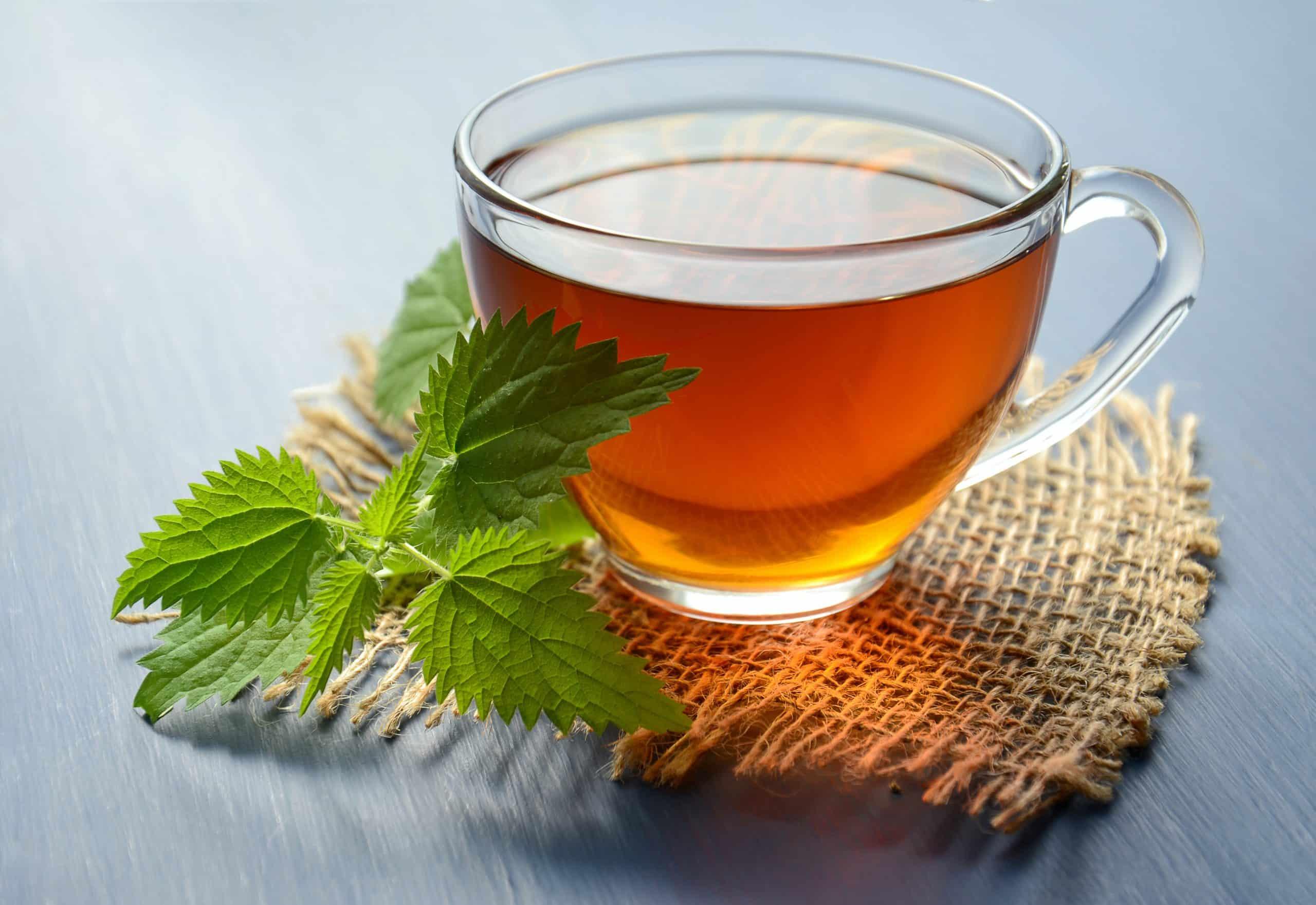 how to sweeten green tea