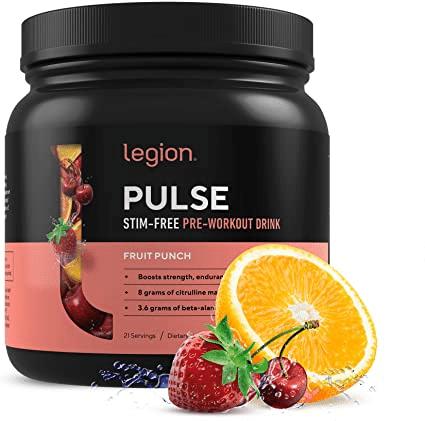 Legion Plus Natural Pre Workout Supplement 1