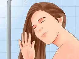Bleach hair Wash