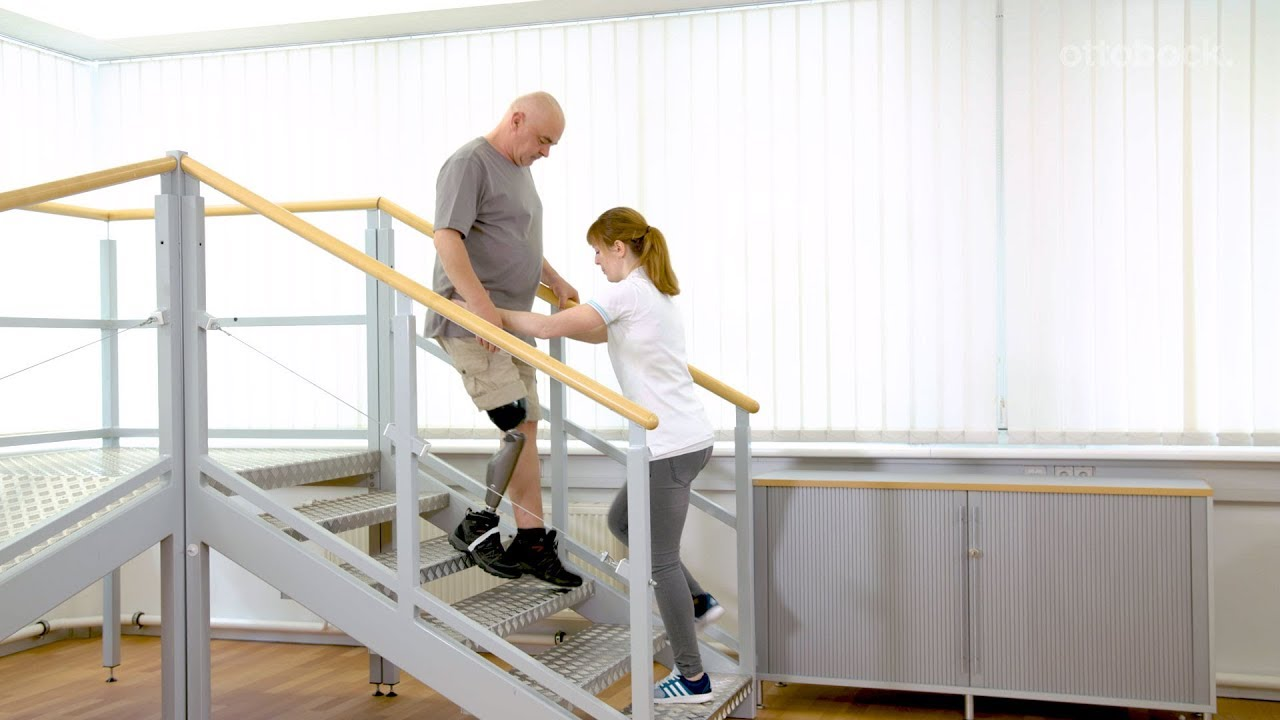 How to Get up and down off the Floor after Knee Replacement Surgery