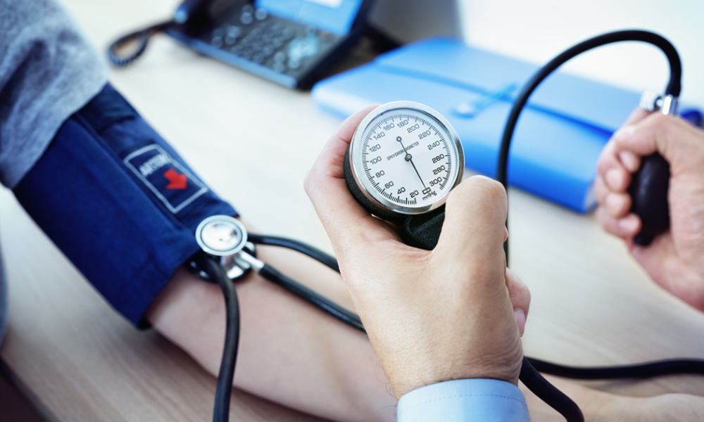4 Natural Herbs That Can Help Lower Blood Pressure