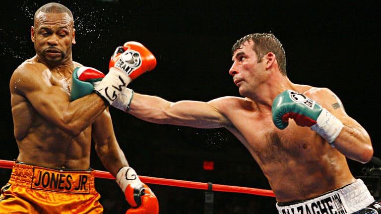 MMA fighting style